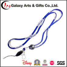 Cuerda tejida por mayor de seguridad con accesorios del teléfono móvil