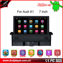 Jugador de DVD del coche de Hla 8862 para la navegación de radio de Audi A1 Digitaces TV que invierte la visión Bluetooth SD / USB AUX