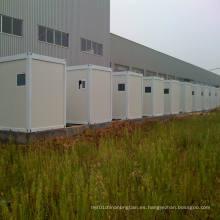 Casa de contenedores con estructura estable y hermosa apariencia (CH-28)