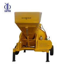 Профессиональный бетоносмеситель высшего качества серии JZC