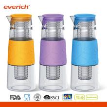 Hotsale Everich 1000ml Tasse de thé en verre de haute qualité gratuite BPA