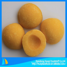 new coming frozen yellow peach from China