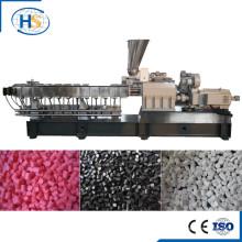 Tse-95 Co-Rotación de doble tornillo de plástico Extrusora es adecuado para varios Masterbatch y compuestos