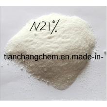 N 21% Сульфат аммония Высококачественное азотное удобрение