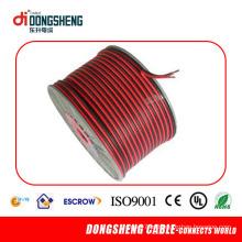 Alta qualidade Transparente Frosted Ultra flexível Speaker Wire