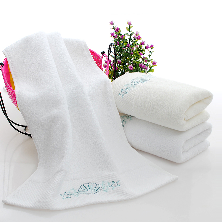 White Hand Towels