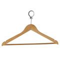Metal Hooks Clothes Percha Wooden Cloth hanger