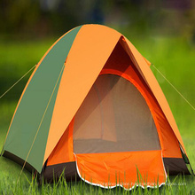 Wholesale 3-4 People Camping Tent Double Multiplayer Outdoor