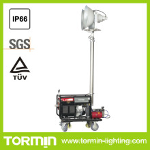 Control Customize Light Tower Zw3500c