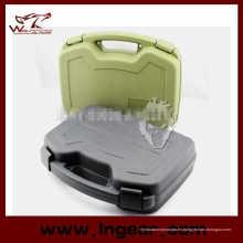 Nosotros Ejército estilo 32cm a prueba de choques impermeable policía pistola Kit de herramienta Case