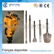 Yn27c Petrol Powered Handbohrer, Benzin Bohrhammer