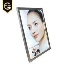 Специальная алюминиевая светодиодная панель меню