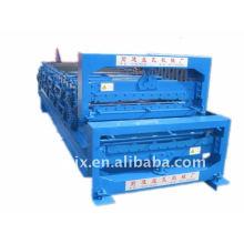 840/900 Doppellagendachformmaschine
