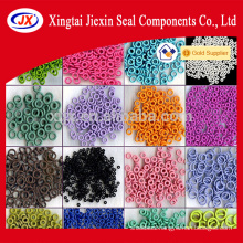 free sample all sizes silicon rubber o ring