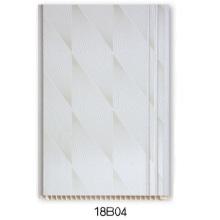 18см ПВХ потолочная панель (18B04)