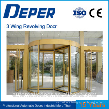 AUTOMATIC REVOLVING DOOR 3 WINGS