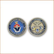 Großhandelskundenspezifische militärische Herausforderungs-Münzen