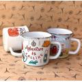 enamel mug cup & new design children and family