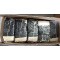 Jersey Cotton Liner Blaue Nitril Vollbeschichtete Handschuhe mit Sicherheitsmanschette
