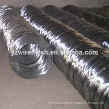 BWG 16 # Arame galvanizado eletro / fio de ferro galvanizado eletro para as Filipinas