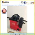 Máquina de balanceamento de pneus, balança de precisão com certificado CE Ds-7100