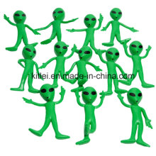 Neue biegsame Alien Toys, biegsamen Spielzeug für Kinder