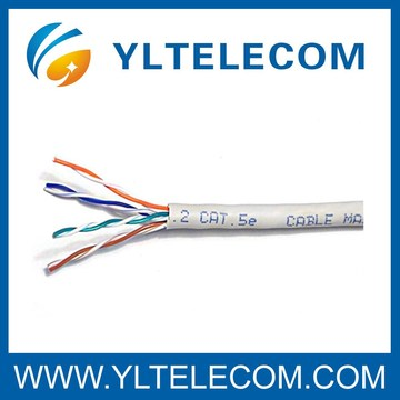 Cat.5e UTP High Performance Lan Cable не экранирован