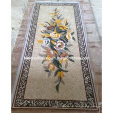 Stone Mosaic Floor Tile Marble Mosaic Pattern (ST108)