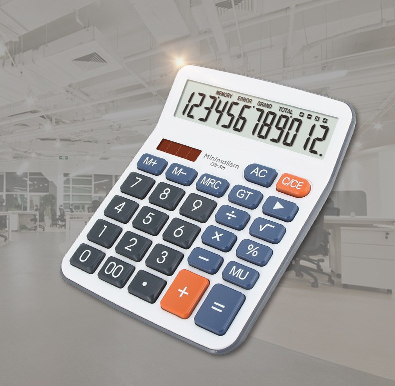 A Desktop Electronic Calculator