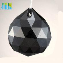 Bolas de cristal facetadas de alta qualidade para lustre
