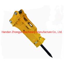 Sooosan Hydraulic Breaker Hammer Sb50 Sb43 Sb40 Sb70 Sb81 Sb121 Sb100 for Excavator