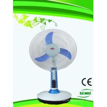 16 дюймов DC вентилятор вентилятор 12V Перезаряжаемые Солнечный стол ФТ-40DC-Н3
