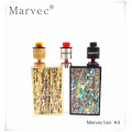 2017 Marvec 218W vaping box mod気化器キット