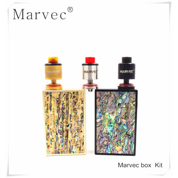 2017 Marvec 218W vaping box mod vaporizer kit