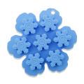 Reusable Silicone Snow Ice Cube Tray