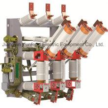 Fzrn21-12 con interruptor de interrupción de carga de alto voltaje 11 kv con seccionador y fusible