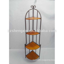 Goods Shelf, Metal Frame Storage Shelf