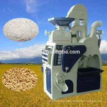 600-700 KG per hour famous factory provide high quality MLNJ15/13I complete rice mill and rice polishing machine