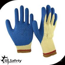 10 gauge Cut Resistant Latex Working Glove/ aramid fiber Cut resistant gloves Anti cutting gloves