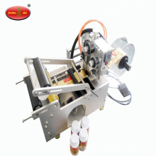 LT-50 Semi-Automatic Round Bottle Capping And Labeling Machine