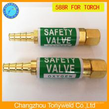 welding torch safety valve Flashback arrestor 588R