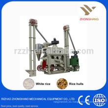 Planta del molino del arroz del MINI500 de la alta calidad para la venta