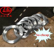Проволока стальная оцинкованная, проволока отжимая, стальная проволока, проволока из нержавеющей стали