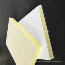 Высокая плотность стекловолокна акустический потолок плитка