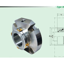 Nonstandard Cartridge Mechanical Seal for High Temperature (HQCT)
