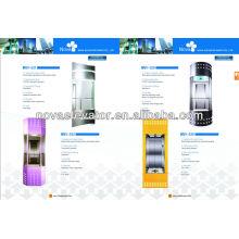 China Hot Sale Luxury Panoramic Elevator