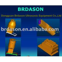 Chifre de Solda Ultra-sônica BRDASON