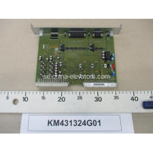 KM431324G01 KONE INTERFACE PCB PS186 VER 0.4