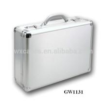 cartera de aluminio fuerte y portable del ordenador portátil de China fábrica de alta calidad