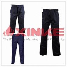 repelente de insectos pantalones de algodón 100% para la industria minera